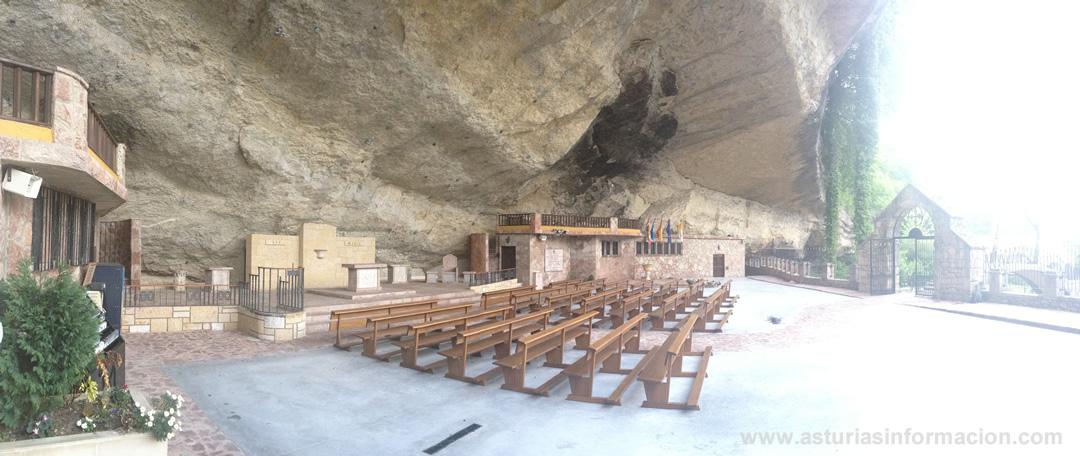 Capilla Santurario Virgen de Covadonga