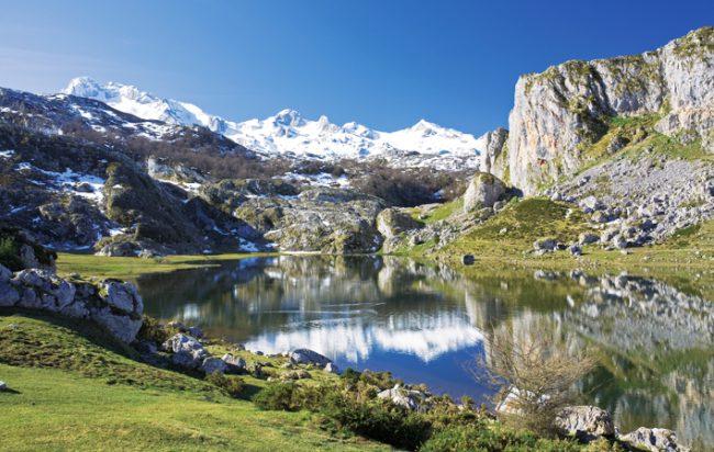 Naturaleza de Asturias