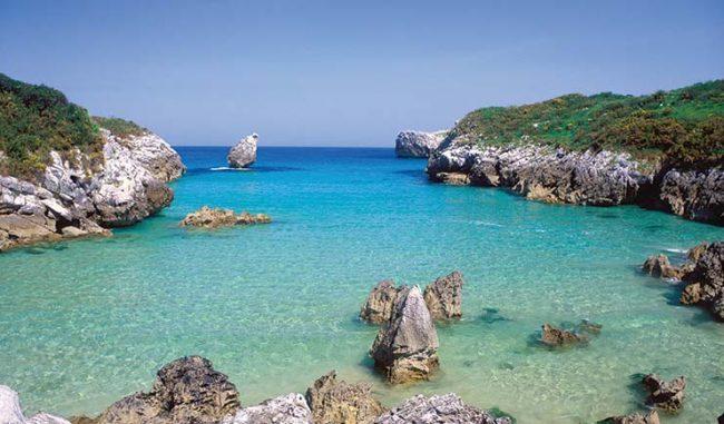 Playa de Buelna, Llanes
