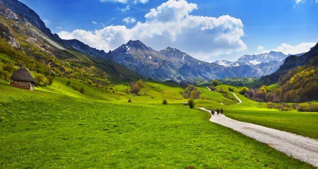 Espacios Naturales Protegidos de Asturias